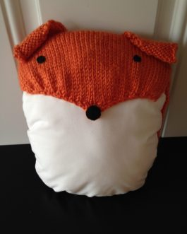 ScribbleBelly Fox – Keepsake Stuffed Animal