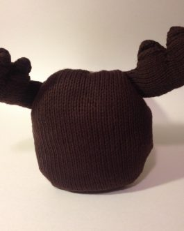 ScribbleBelly Moose – Keepsake Stuffed Animal
