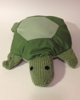 ScribbleBelly Turtle – Keepsake Stuffed Animal