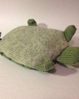 ScribbleBelly Turtle – Keepsake Stuffed Animal