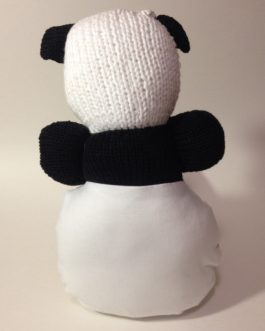 ScribbleBelly Panda – Keepsake Stuffed Animal