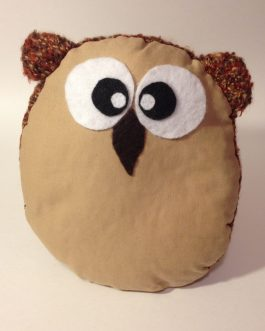 ScribbleBelly Owl – Keepsake Stuffed Animal