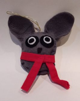 Christmas Tree Ornament Bush Baby