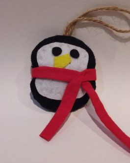 Christmas Tree Ornament Penguin